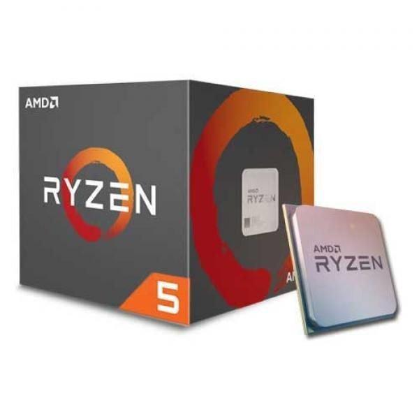 Amd Ryzen 5 1400 Desktop Processor